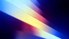 发光的扭曲抽象板条式光效背景循环素材