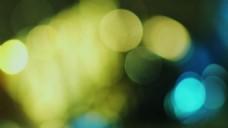 motionVFX稳定圆景蓝黄色光效背景