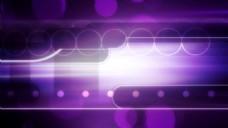 炫酷唯美紫色光效背景素材