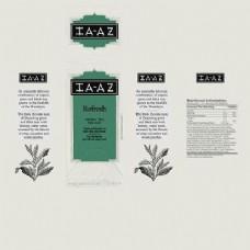 墨绿色茶杯包装设计