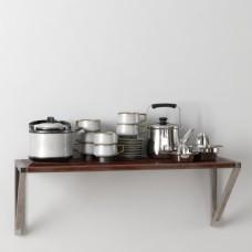 厨房用品组合模型