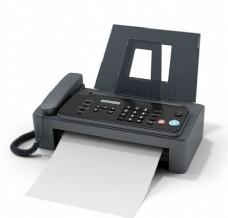 数码简约打印机