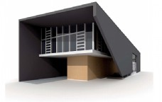 特色建筑模型