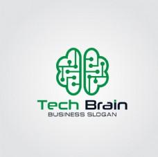 科技商业标志