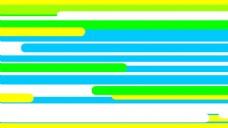 清新缤纷蓝绿色线条光效背景素材