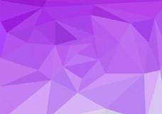 三角形创意彩色色块扁平风格背景