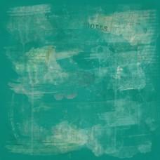 蓝色水彩涂鸦背景素材