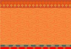 藏式宣传册背景